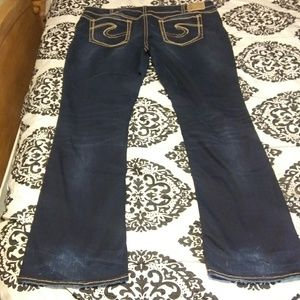 Silver Jeans Jeans - Silver 👖 Suki Mid Boot Size 24 Plus
